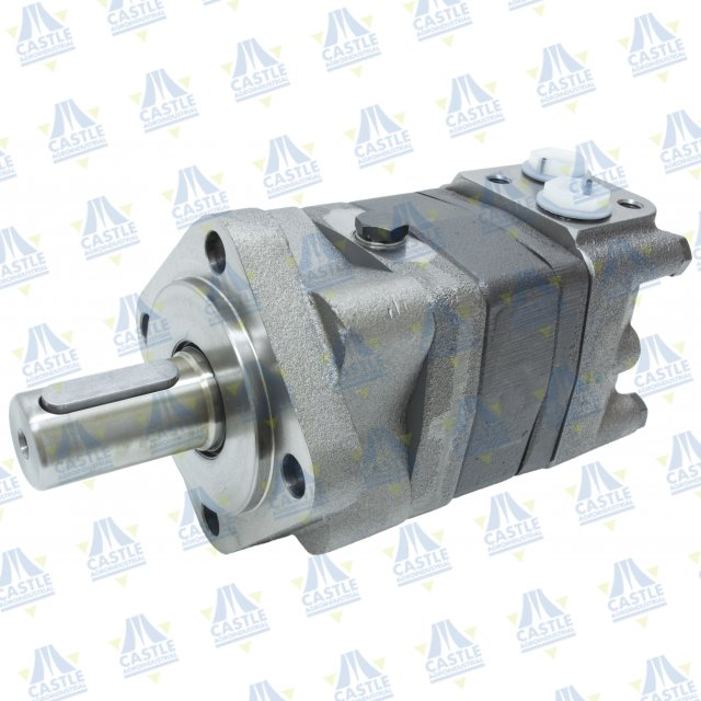 MOTOR DANFOSS OMS-400 COD:151F0605 EJE Ø32mm TOMAS LATERALES