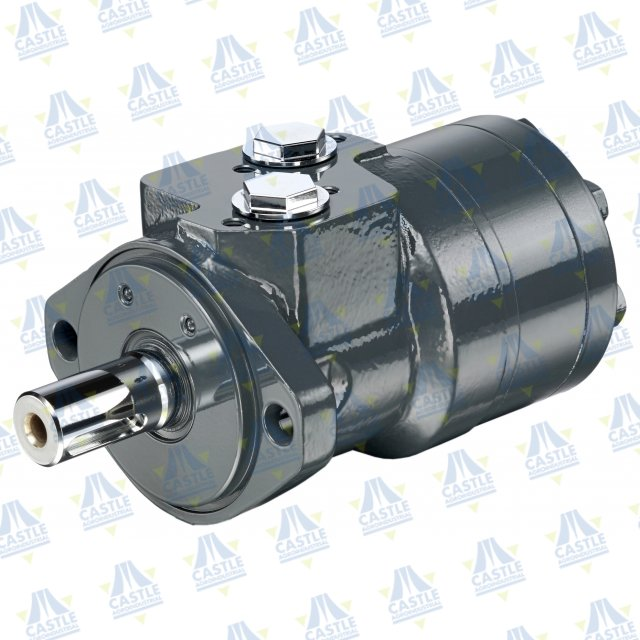 MOTOR DANFOSS WR-080 COD:255080A6312 EJE Ø25mm TOMAS LATERALES