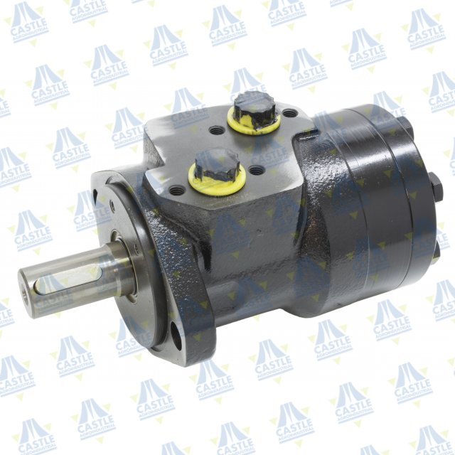 MOTOR DANFOSS WR-100 COD:255100A6312 EJE Ø25mm TOMAS LATERALES